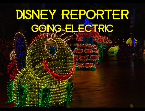 Going Electric – DISNEY Reporter