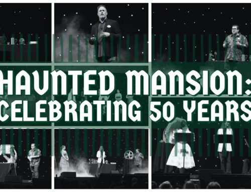 D23 Expo Offers a Magical and Memorable Tribute to Haunted Mansion for 50th Anniversary
