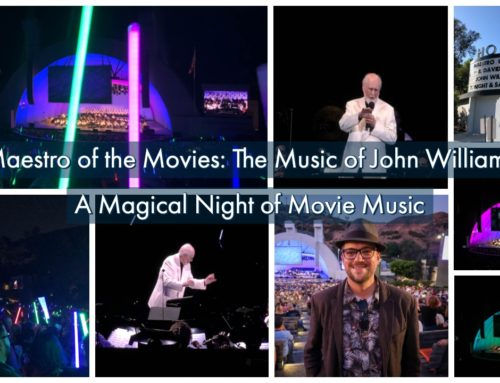 Maestro of the Movies: The Music of John Williams – A Magical Night of Movie Music