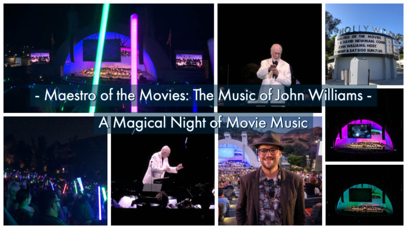 - Maestro of the Movies: The Music of John Williams - A Magical Night of Movie Music