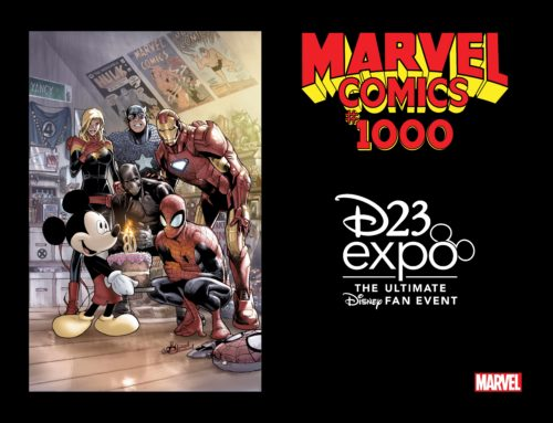 Marvel Comics News Digest With Info on How to Get an Exclusive D23 Marvel Comics #1000