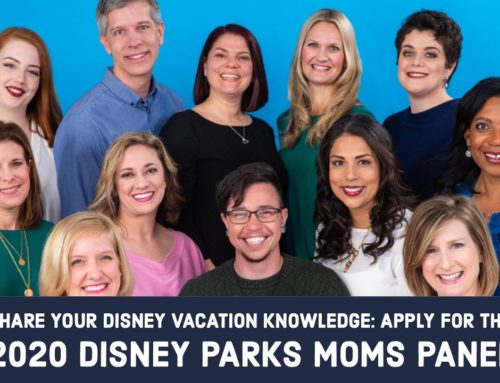 Share Your Disney Vacation Knowledge: Apply for the 2020 Disney Parks Moms Panel