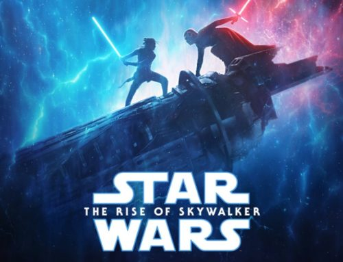 New Star Wars: The Rise of Skywalker Poster Revealed at D23 Expo