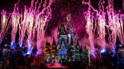 New Nighttime Fireworks and Parade Characters Add to the Boo-tiful Lineup for Mickey's Not-So-Scary Halloween Party