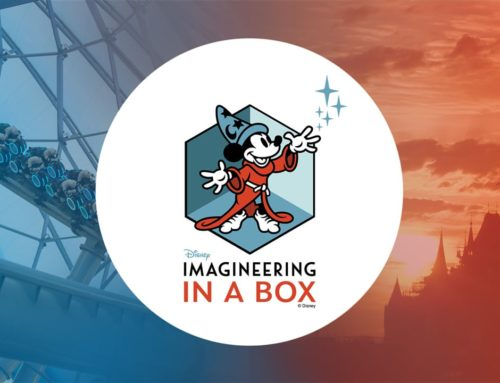 "Khan Academy and Walt Disney Imagineering Partner Up to Bring ""Imagineering in a Box"" Online"