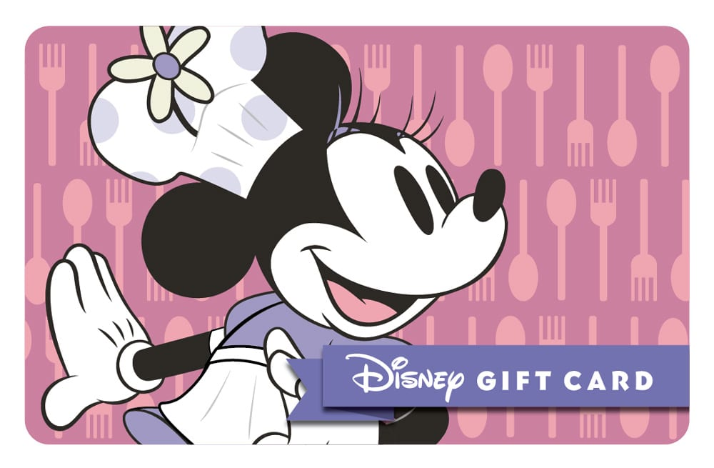 Walt Disney World Resort Annual Passholders Exclusive Gift Card