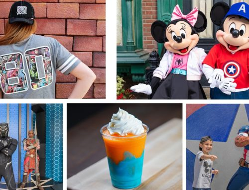 Celebrate 80 Years of Super Stories with these Heroic Offerings at the Disneyland Resort