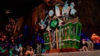 2019 Haunted Mansion HOliday