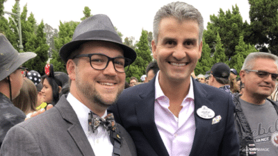 Josh D'Amaro Leaving Disneyland Resort to Become President of Walt Disney World Resort