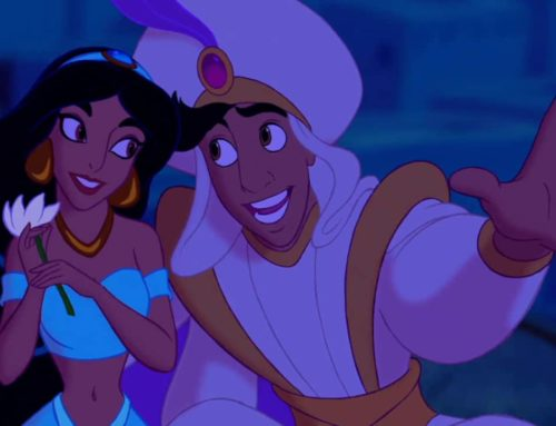 "Regina Belle and Peabo Bryson Reunite for ""A Whole New World"" in Celebration of Aladdin"
