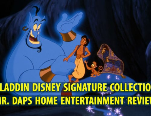 Disney's Aladdin Disney Signature Collection – Mr. DAPs Home Entertainment Review