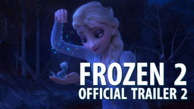 Disney Releases New Frozen 2 Trailer on First Day of Fall