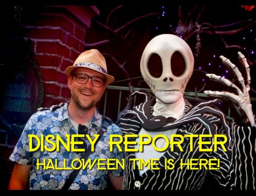 Halloween Time is Here! – DISNEY Reporter