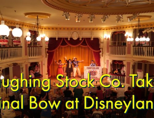 Laughing Stock Co. Takes Final Bow at Disneyland's Golden Horseshoe Saloon