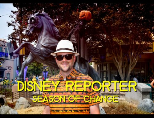 Season of Change – DISNEY Reporter