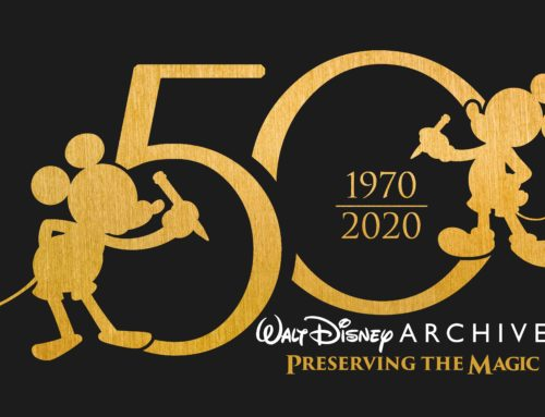Walt Disney Archives Kicks Off Its 50th Anniversary With Exhibit At Bowers Museum