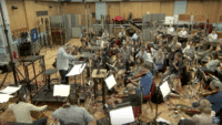 Epcot Forever Scoring Session