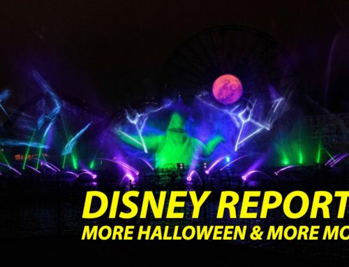 More Halloween & More Movies! – DISNEY Reporter