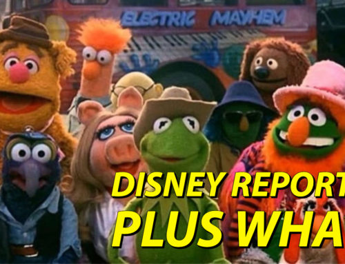 Plus What? – DISNEY Reporter