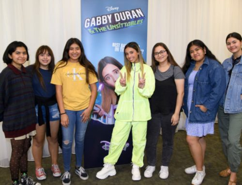 "Disney Channel and A Place Called Home Inspire Young Latinx Women to ""Discover Your Voice"""