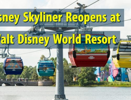Disney Skyliner Reopens at Walt Disney World Resort