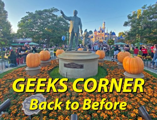 Back to Before – GEEKS CORNER – Episode 1001 (#471)