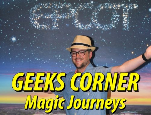 Magic Journeys – GEEKS CORNER – Episode 953 (#471)