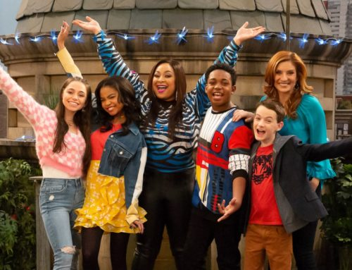 Disney Channel Orders Fourth Season of Hit Series 'Raven's Home'