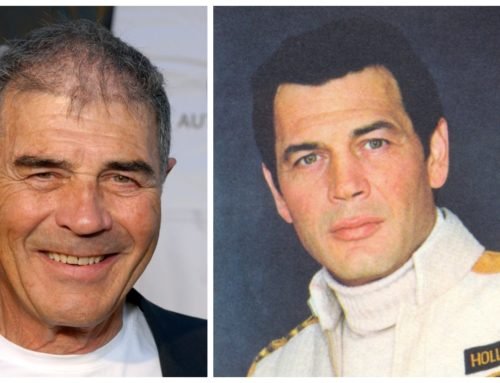 Robert Forster, Captain Holland in Disney's The Black Hole, Dies at 78