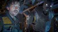 Cassian Andor & K-2s0 - Rogue One: A Star Wars Story