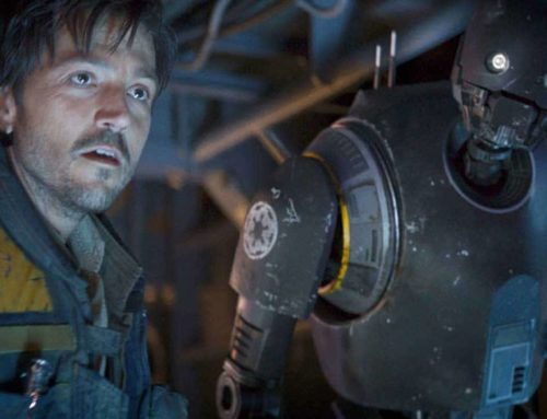 Cassian Andor Disney+ Series Recruits Rogue One: A Star Wars Story Writer