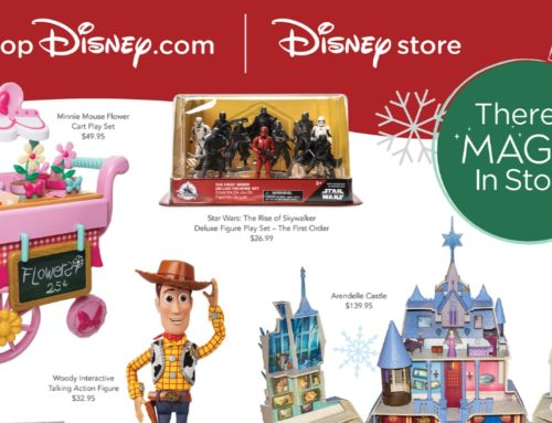 shopDisney.com and Disney Store Reveal Top Holiday Toys for the 2019 Holiday Season
