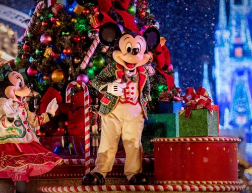 Disney Releases More Disney Christmas Packages at Walt Disney World Resort